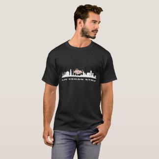 O t-shirt escuro dos homens do ANIVERSÁRIO da TIRA