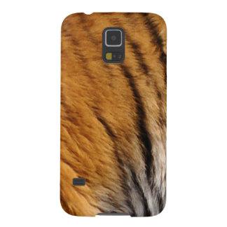 O tigre Foto-provado listra animais selvagens do Capas Par Galaxy S5