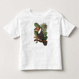 O Toucan feliz T-shirt