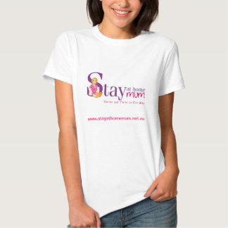 O Tshirt das mulheres de SAHM