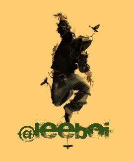 O tshirt de LeeBoi do B-Menino personaliza # e nom
