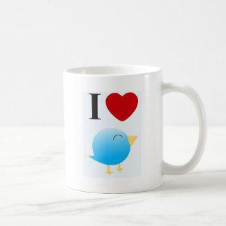 o twitt dos amores do espalhando caneca