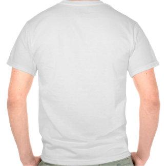 , o urso polar paciente, camisas animais da rima t-shirts