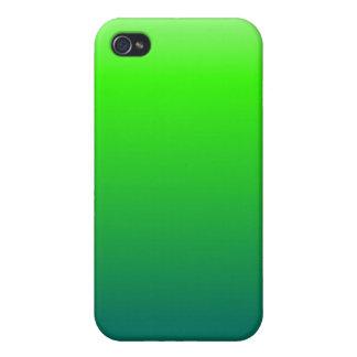 O verde desvanece-se caixa do speck capas iPhone 4