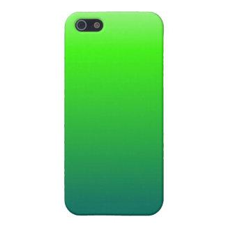 O verde desvanece-se caixa do speck capas iPhone 5