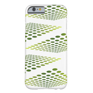 O verde desvanece-se capa barely there para iPhone 6