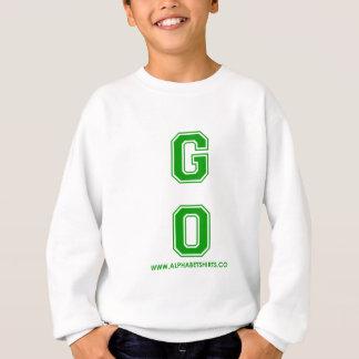 O verde vai camisetas