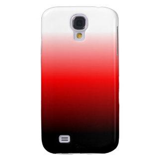 O vermelho desvanece-se a caixa 2 do speck galaxy s4 cover