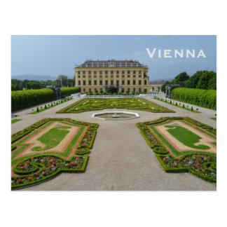 O viagem do turismo do vintage de Viena adiciona Cartão Postal