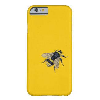 O vintage Bumble a abelha Capa iPhone 6 Barely There