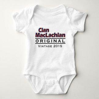 O vintage de MacLachlan do clã personaliza seu Tshirts
