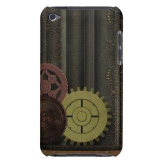 O vintage SteamPunk alinha o ipod touch da case Capa Para iPod Touch