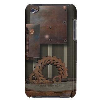 O vintage SteamPunk alinha o ipod touch das Capa Para iPod Touch