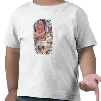O Virgin e a criança Camisetas