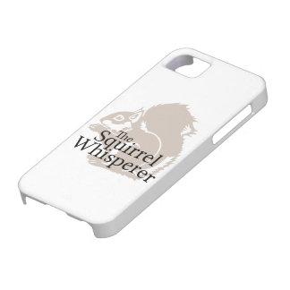 O Whisperer do esquilo Capas Para iPhone 5