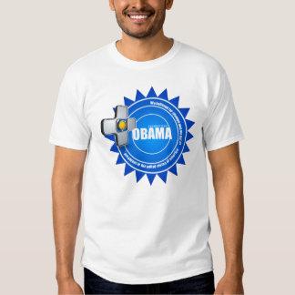 Obama elegeu o t-shirt atual