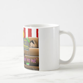 Obama salvar a união caneca de café