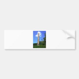 Obelisk do Central Park de NYC Adesivo Para Carro
