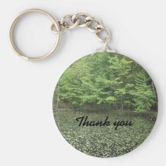 Obrigado chaveiro/Keyring dos presentes Chaveiro
