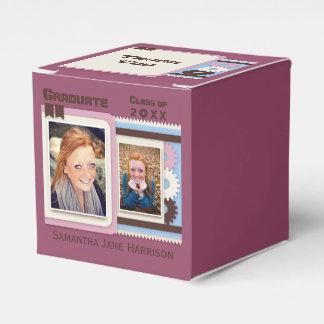Obrigado da foto da graduação das engrenagens do caixinha de lembrancinhas para festas