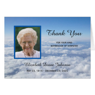 Obrigado da simpatia você foto do cartão de nota n
