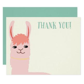 Obrigado do lama você cartões