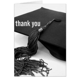 Obrigado: Graduação Cartão De Nota