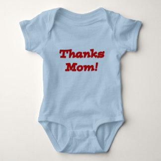 Obrigado-mamã Camiseta