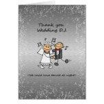 Obrigado música Wedding do DJ Cartão