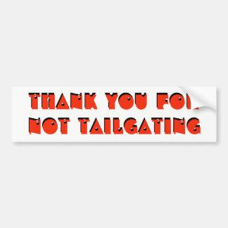 Obrigado para não o vermelho da utilização não adesivo para carro