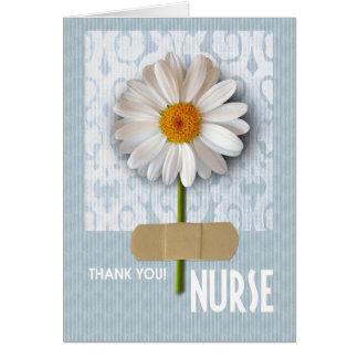 Obrigado que nutre. Cartão customizável