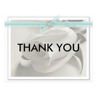 Obrigado Tiffany Cartão Postal