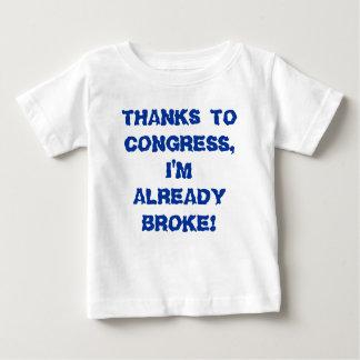 OBRIGADOS AO CONGRESSO, eu sou JÁ QUEBREI! Tshirts
