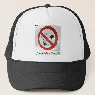 Obrigados não fumadores da zona boné
