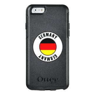 Obscuridade simples da bandeira de Alemanha