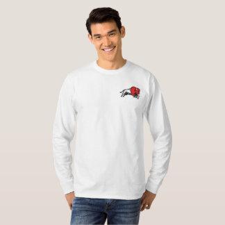 Obtenha a seu EDDIE o t-shirt do BISONTE de EDUKAN