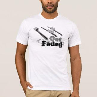 Obtenha desvanecido t-shirt