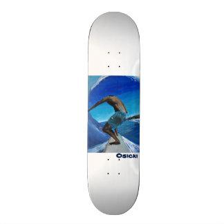 Obtenha o skate Barreled