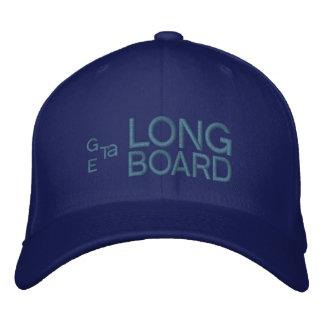Obtenha um azul bordado Longboard de Carolina do Boné Bordado