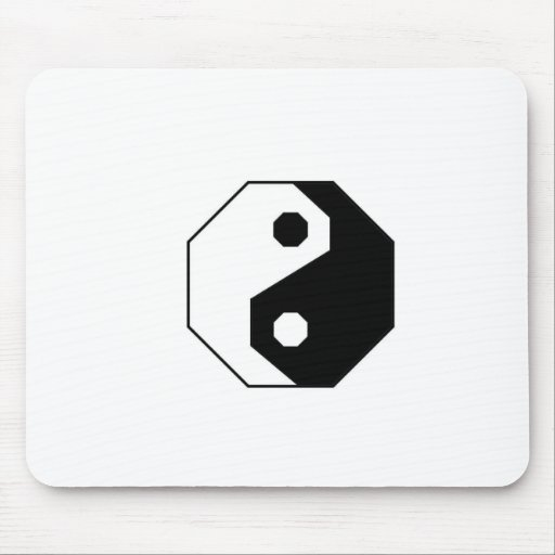 Octa Ying Mouse Pad