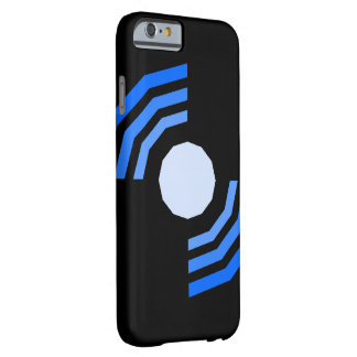 octagon azul capa barely there para iPhone 6