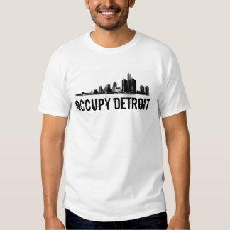 Ocupe Detroit Tshirt