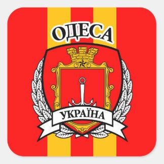 Odessa Adesivo Quadrado