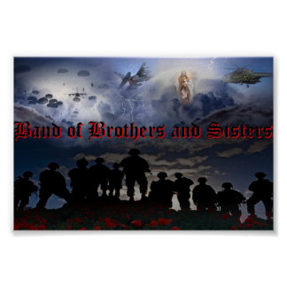 Of Brothers ligou Sisters and Pôster