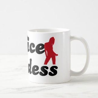 office goddess caneca de café