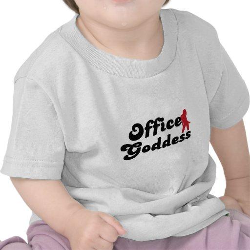 office goddess tshirt