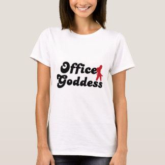 office goddess tshirt