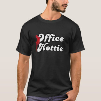 office hottie camiseta