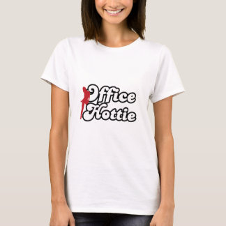 office hottie camisetas