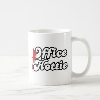 office hottie caneca de café